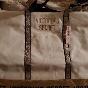 Victoria's Secret can as bag